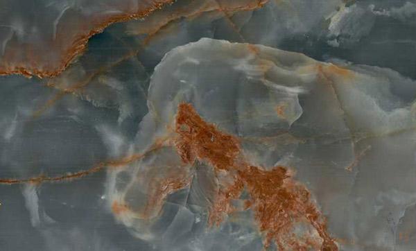 سنگ اسلب مرمر آبی